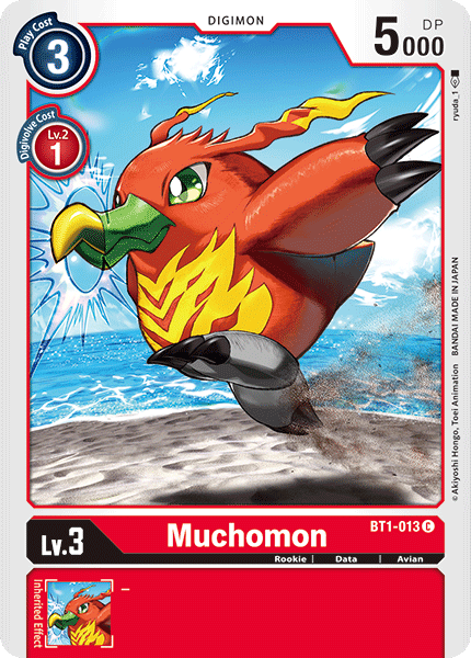 BT1-013Muchomon