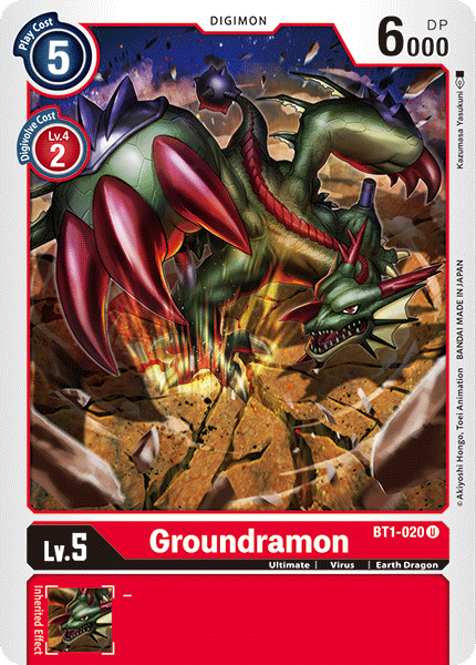 BT1-020Groundramon