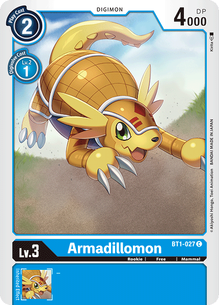 BT1-027Armadillomon