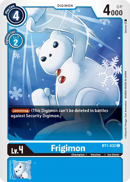 BT1-032Frigimon