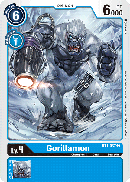 BT1-037Gorillamon