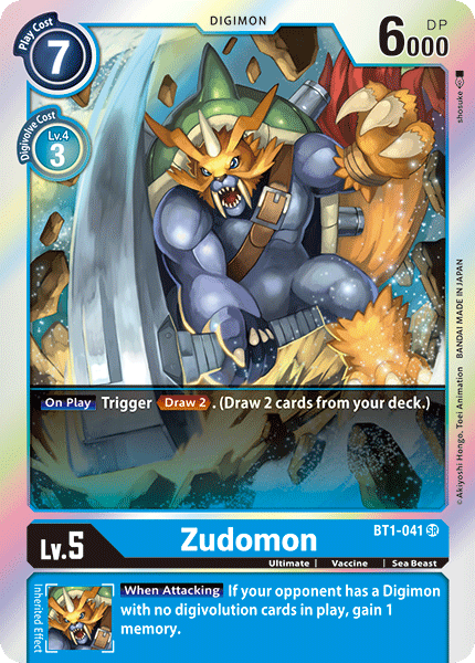 BT1-041Zudomon