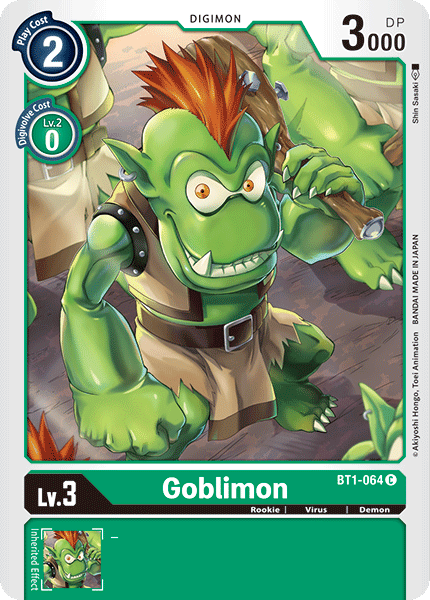 BT1-064Goblimon