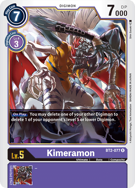 BT2-077Kimeramon