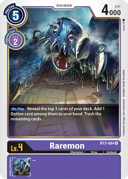 BT3-084Raremon