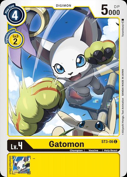 ST3-06Gatomon