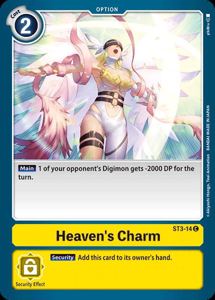 ST3-14Heaven's Charm