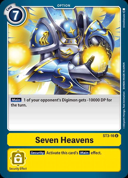 ST3-16Seven Heavens